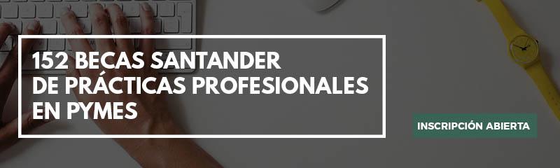 Santander Universidades BECAS